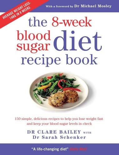 The 8 week blood sugar diet cook book