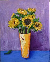 Spirit of Sunflowers
