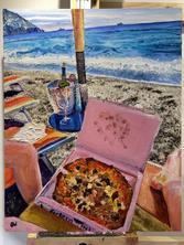 Positano Pizza Painting.heic