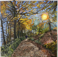 Reservoir Dog- Woodland walk