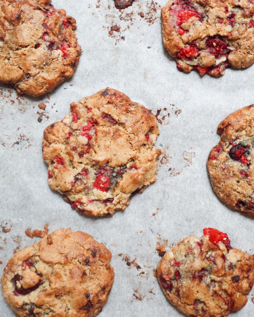 PB + J Cookies