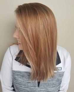 Illuminate hair