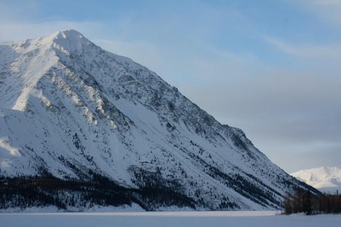 Yukon mountains by Meagan Grabowski -2015-