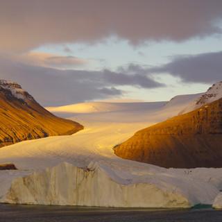 Greenland glacier by Marianne Falardeau -2015-