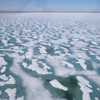 Flying in the Arctic by Marianne Falardeau -2015-