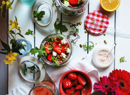 Marching is the New Brunch:  A Feminist's Approach to Eating Well