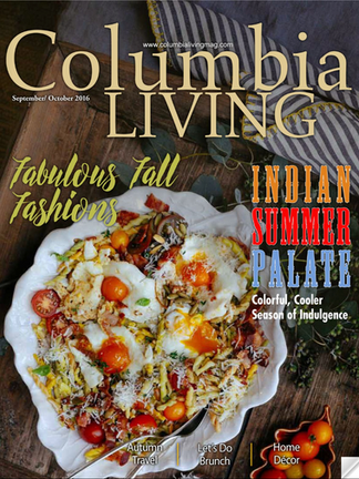 Columbia Living, Indian Summer Palate