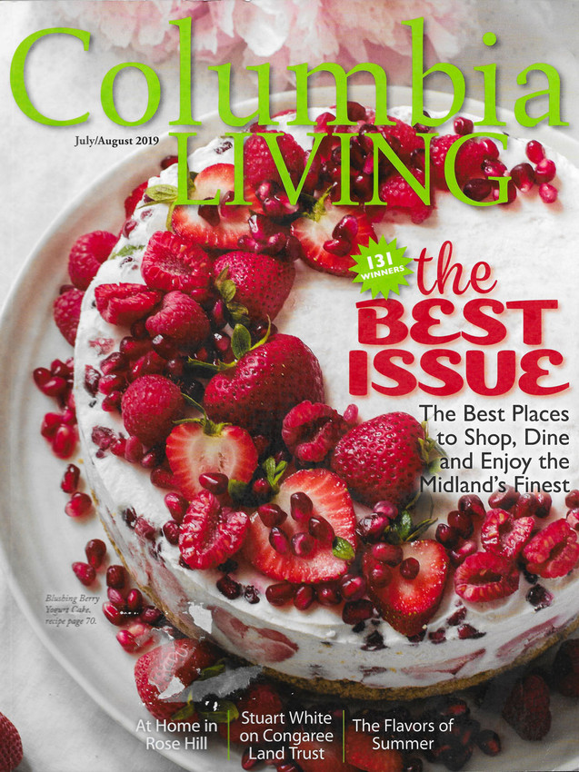 The Best Issue, Columbia Living July August 2019