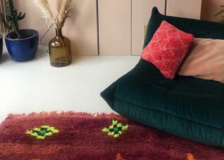 Marokkaans tapijt