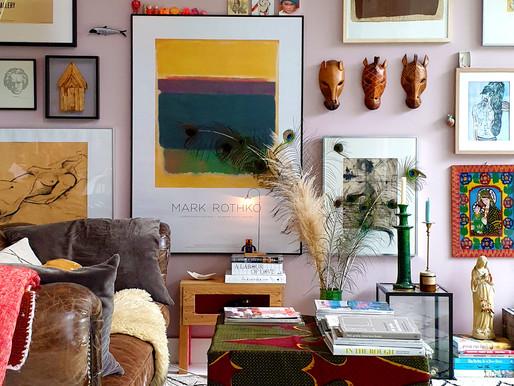 Creëer jouw eigen wereldse interieur met de tips van interieur stylist Jet van der Graaf
