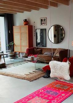 Vintage kantha quilt @damesvanrusticusstyling