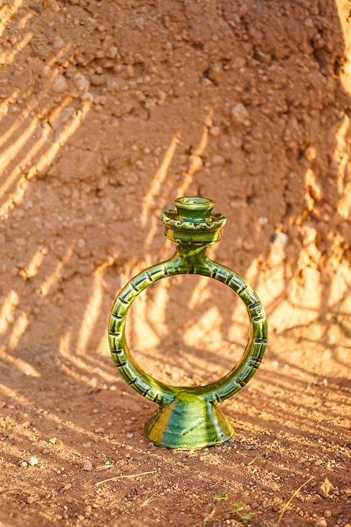 Marokkaanse moon kandelaar