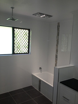 converted into a modern wetroom