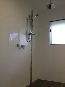 Wetroom complete