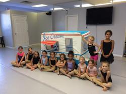 Ice Cream Mini Competition Dance