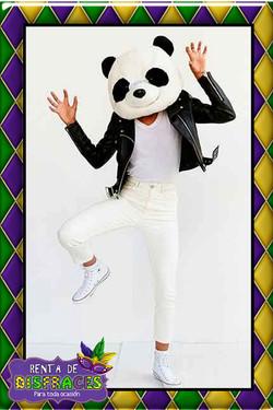 PANDA MÀSCARA