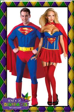 SUPERMAN Y SUPERGIRL 3