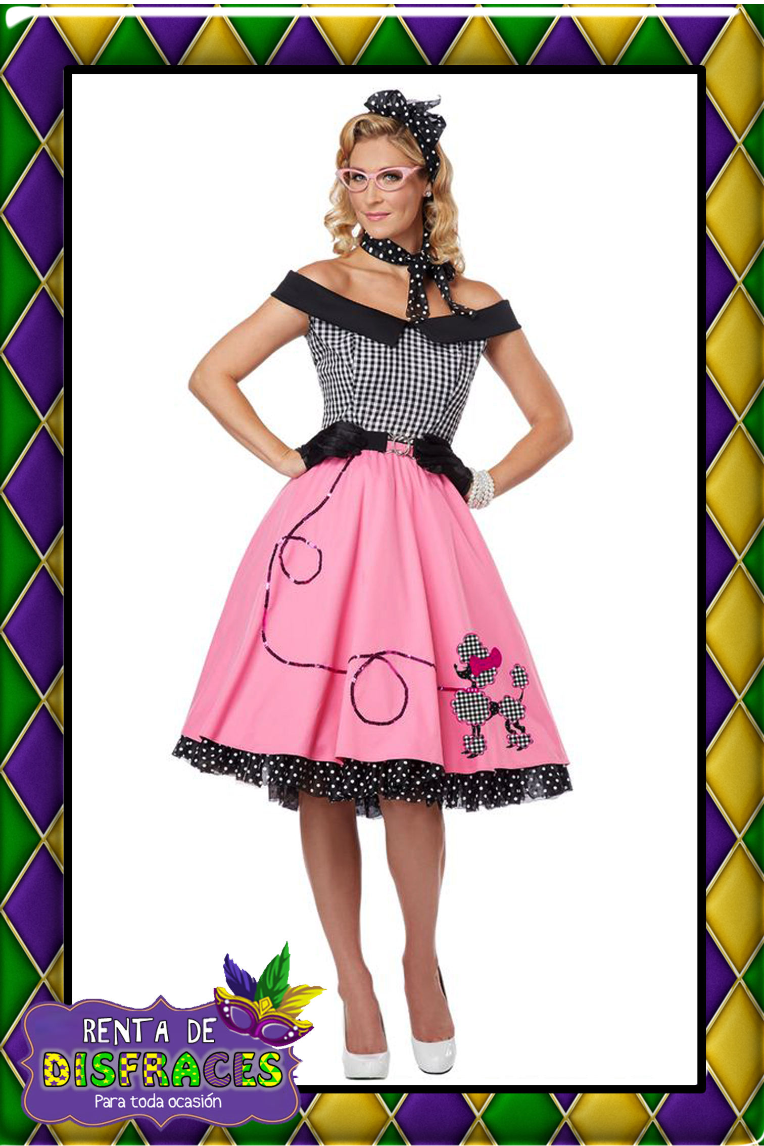 CHICA 50´s 1