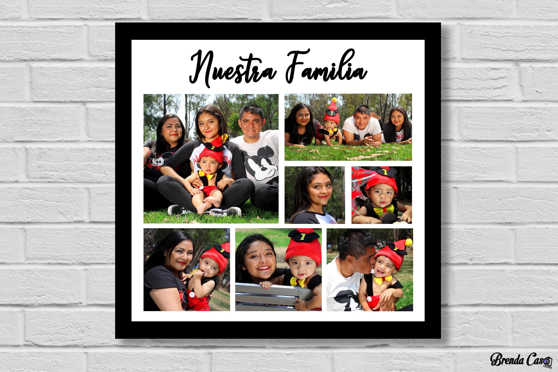 NUESTRA FAMILIA 50X50