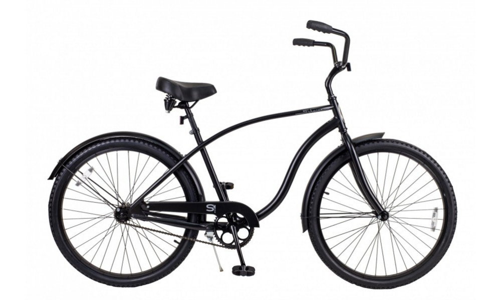 Прокат прогулочного велосипеда