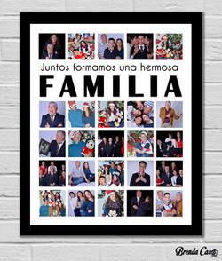 HERMOSA FAMILIA 40X50