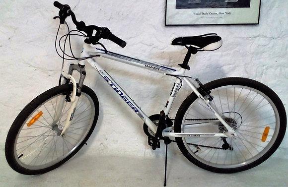 Горный велосипед (алюминиевая рама)