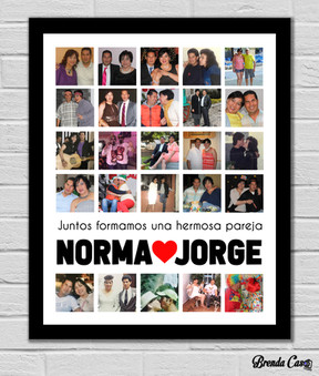 COLLAGE AMOR 30