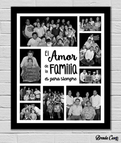 AMOR DE FAMILIA 40X50