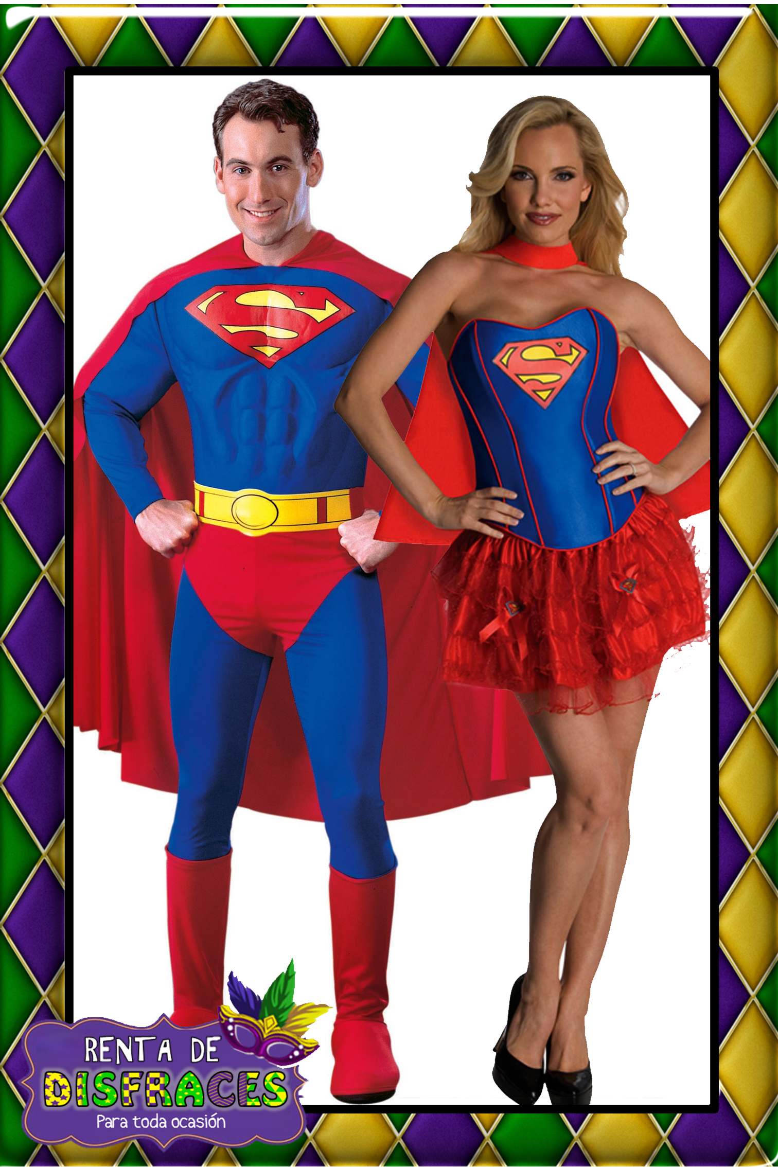 SUPERMAN Y SUPERGIRL 2