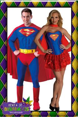 SUPERMAN Y SUPERGIRL 2