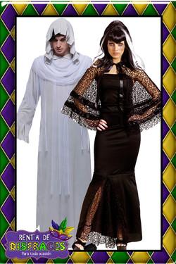 FANTASMA Y BLACK WIDOW