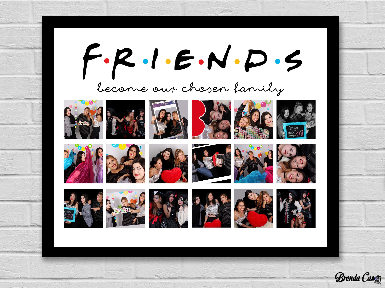 FRIENDS 40X50