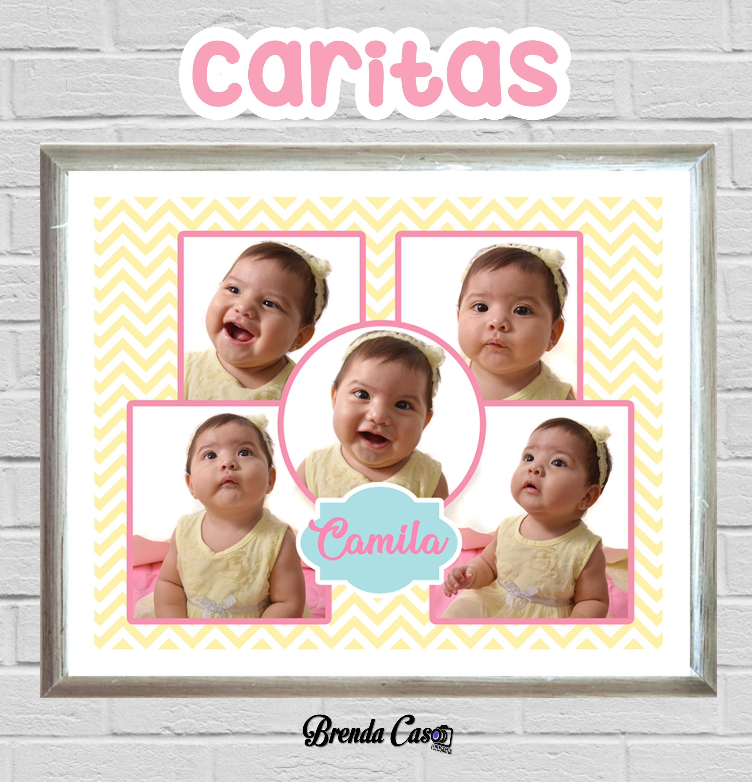 CARITAS 50x40