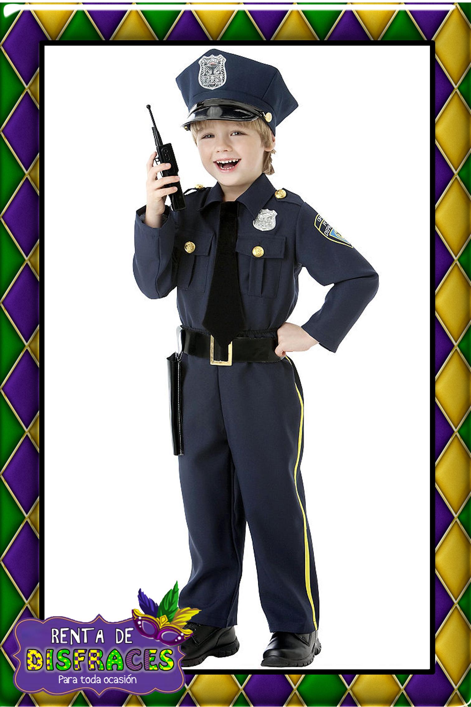 POLICIA TEEN