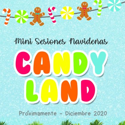 MINI SESIONES CANDYLAND