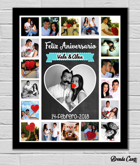 COLLAGE AMOR 16