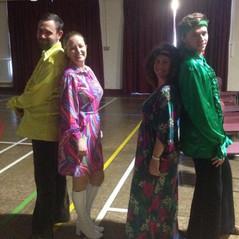 Brittons Academy pupils and teachers were encouraged to participate in Britton's Got Talent