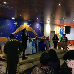 The Nativity Project at The Brewery in Romford