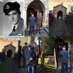 St Andrew's Church in Enfield held a 'Silent Soldiers' Day