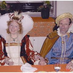 Queen Elizabeth I and the Duke of Anjou