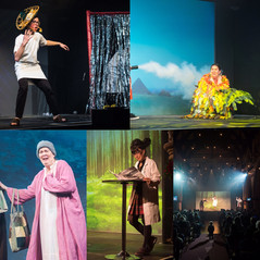 All Saints Woodford Wells -their recent presentation of the Big Bang Theory