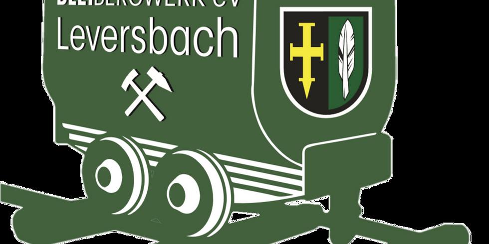 Jahreshauptversammlung Bleibergwerk Leversbach (abgesagt)