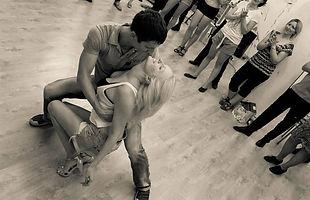 хастл школа танцев москва