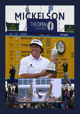 The Open Champion