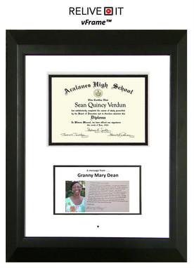 Diploma Tribute