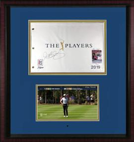 Golf Tournament Pin Flag