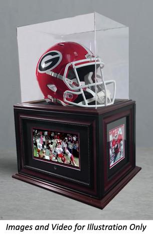 Collegiate Football Helmet