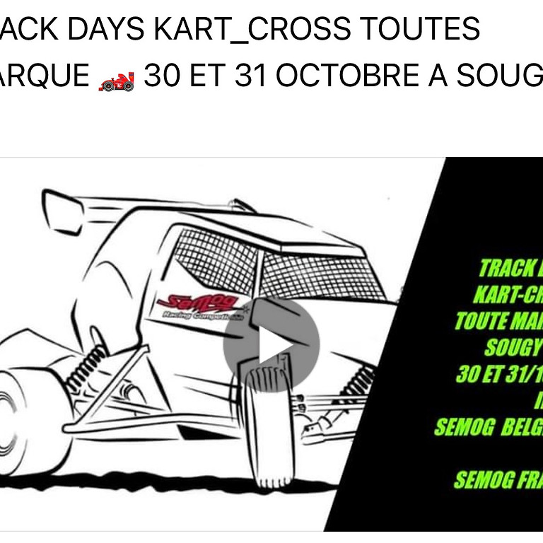 Track day Sougy