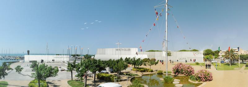 Centre européen du nautisme, Port Camargue