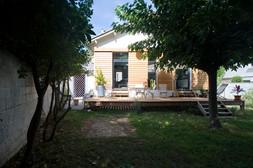 La maison de Cristel et Grégory
